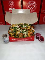 Arroz Pollo Camaron