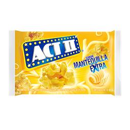 Act Ll Crispetas Extra Mantequilla