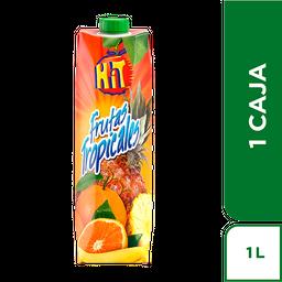 Jugo Hit Frutas Tropicales Tetrapack x 1000 ml