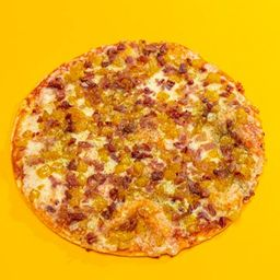 Pizza Hawaiian Bacon