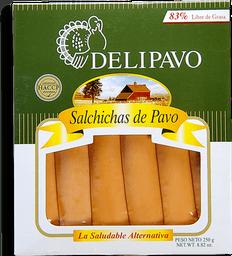 Salchicha de Pavo Delipavo