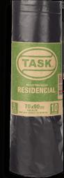 Bolsa Basura Residencial 70 x 90 cm Task