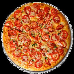 Pizza  Margarita mediana 8 porciones