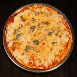 Pizza Mediana Tres Quesos