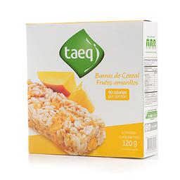 Barra Cereal Frutos Amarillos Taeq