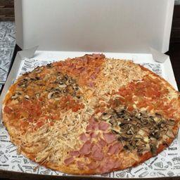 Pizza Quatro Estaciones Mix