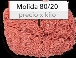 Carne Molida 80/20