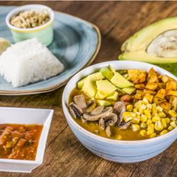 Cazuela Vegetariana