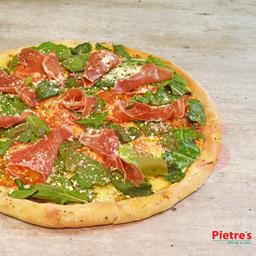 Pizza Serrano Chic Grande