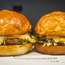 Promo x2 Cheese burger