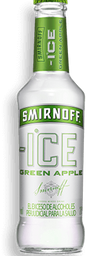 Coctel Smirnoff Ice Green Apple Botella 275 Ml
