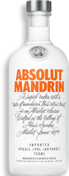 Vodka Sueca Mandrin Absolut 750ML