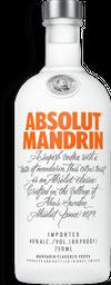 Vodka Sueca Mandrin Absolut 750Ml