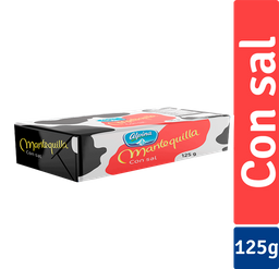 Mantequilla Con Sal Alpina  125G