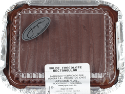 Molde de Chocolate Rectangular San Jorge