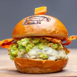 Combo California Burger