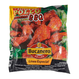 Alitas de Pollo BBQ Bucanero