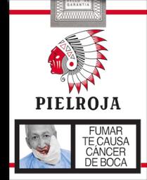 Cigarrillos Pielroja Carton Grande