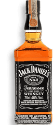Whiskey Jack Daniels No 7 Botella 750ml