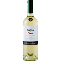 Vino Blanco Sauvignon 2013 Concha Y Toro Casillero Del Diablo