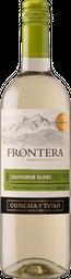 Vino Blanco Sauvignon Frontera 750ML