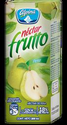Néctar Frutto Alpina Pera Caja 200 ml