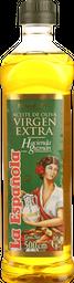 Aceite Oliva Extra Virgen Hacienda Guzman Marca Exclusiva