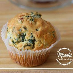 Muffin de Espinaca y Queso