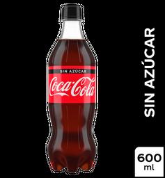 Coca-Cola sin azúcar 600ml