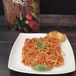 Espaguetti Amatriciana