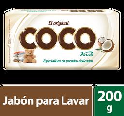 Coco Jabón En Barra Varela