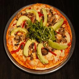 Pizza Mediana Veggie