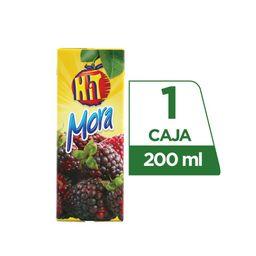 Hit Cajita Mora 200 ml