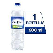 Cristal Sin Gas 400 ml