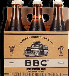 Cerveza Premium SixPack BBC