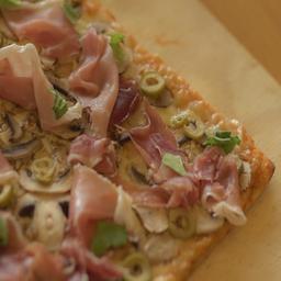 Pizza Bota Itálica