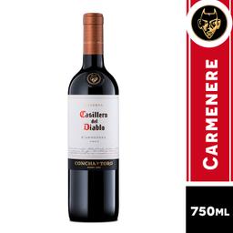 Vino Casillero Carmenere 750 mL