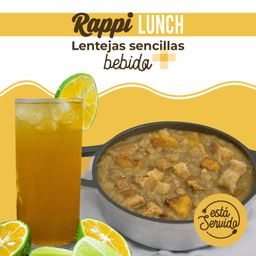 Rappi Lunch