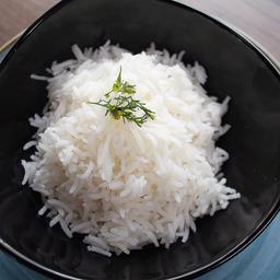 Plain Rice (Arroz)