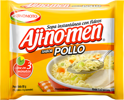 Sopa Ajinomen Pollo