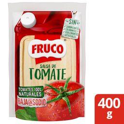 Salsa de Tomate Fruco doypack 400g