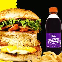 Promoburger carnivora