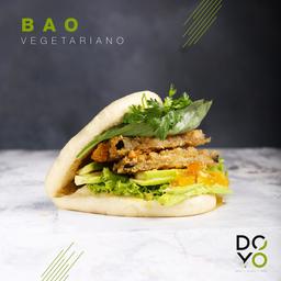Combo Bao y ensalada Doyo