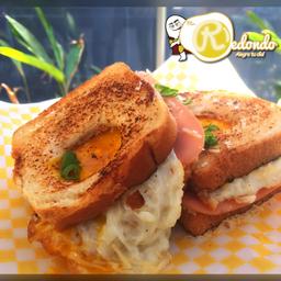 Sándwich Mr. Classic - En combo