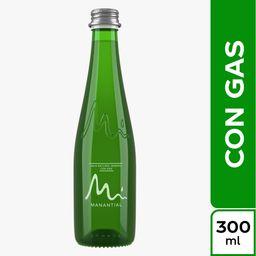 Manantial Con Gas 300 ml