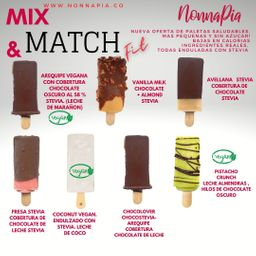 Promo: mix and match (version normal)
