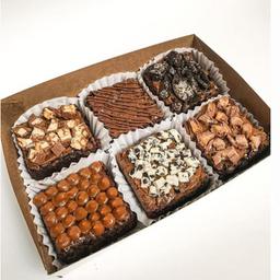 Caja de Brownies x6