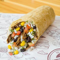 Burrito o Tazón Vegetariano