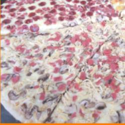 Pizza pequeña