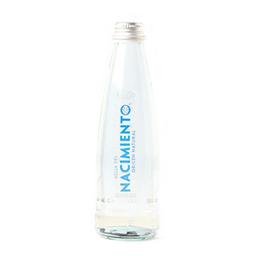 Agua sin gas nacimiento